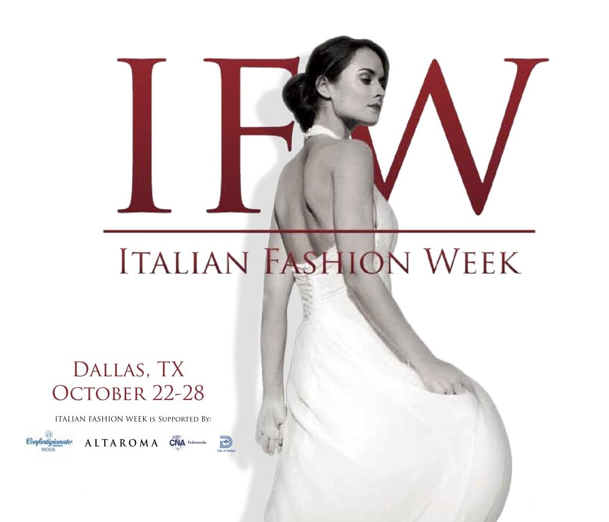 Italian Fashion Week Brings Made In Italy In Dallas Italians In Chicago
